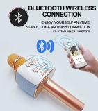 CaidaoカラオケKTV無線Bluetoothマイクロフォンスピーカー歌機械プレーヤーMicQ25