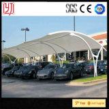 Tienda del pabellón del estacionamiento del coche del material 2 de los Carports PVDF para la tienda grande del estacionamiento