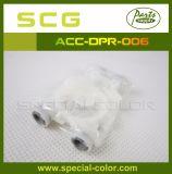 Amortecedor solvente da tinta para a impressora de Roland Rt640
