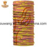 Foulard de recyclage de modèle de Bandana sans joint à séchage rapide à la mode promotionnel de tube