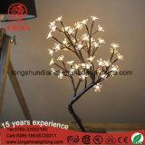 Árvore mutável da luz do feriado do diodo emissor de luz dos bonsais IP65 com Ce RoHS