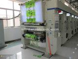 Automática de alta velocidad 6-color de la impresora de huecograbado computarizado