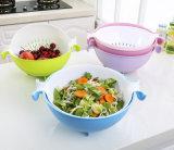 Cestini di frutta di plastica della cucina dell'articolo da cucina di alta qualità
