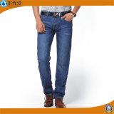 Fabrik Soem-Mann-dünne Baumwolljeans-Form-blaue Denim-Jeans