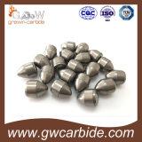 Bits de Butoon para a rocha/broca com matéria- prima de carboneto de tungstênio