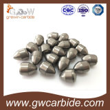 Bits de tecla para a rocha/broca com matéria- prima de carboneto de tungstênio