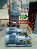 presse hydraulique cubique matérielle Superbe-Dure de machine synthétique de diamant de 750mm Hthp