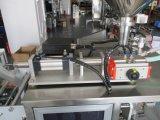 Essig-/Saft-/Soße-/Sahne-/Öl-flüssiges Form-Quetschkissen-vertikale Verpackmaschine
