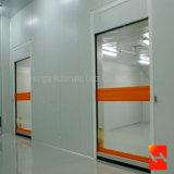 Porta de alta velocidade do obturador do rolo da tela automática do PVC