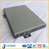 Inbetriebnahme-Steinlack-Aluminiumbienenwabe-Panel