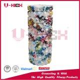 14 * 33cm EVA Foam Roller Équipement de fitness Water Print Injection