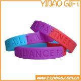 Kundenspezifischer SilikonWristband, Silikon-Armband (YB-SW-16)