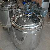 Tanak de mistura refrigerando e de aquecimento do aço inoxidável para o alimento e a cerveja