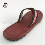 Red Color of PU Insole Man Shoe