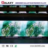 Visualización de LED de interior rápida de la instalación P2/P3/P4/P5/P6 para hacer publicidad