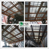 Solar Shanding Single Double Triple-Silver Low-E Coated Glass