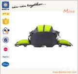 Multifunción deportivo elástico 210d al aire libre de lujo colorida de cintura bolsa