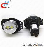 E90 6W LED 마커 천사는 LED 차 빛을 주목한다