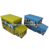 Gsa7043 아이 60 중량을%s 가진 귀여운 디자인 차 모양 분첩