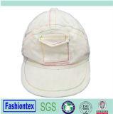Sombrero 100% de béisbol bordado lindo de la muchacha del algodón de la alta calidad de la manera
