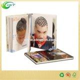 Impressão elevada do livro da cor de Qualityfull com fita lida (CKT-BK-320)
