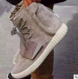 Новые ботинки людей кожи действия способа (YN-20)
