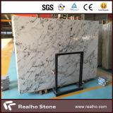 イタリアカラーラの白及びCalacattaの白の平板のための安い価格の新しい代わりとなる白い大理石