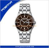 2016人の高品質の腕時計の男女兼用のステンレス鋼のスイス人の腕時計