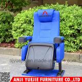 컵 홀더 Yj1809A를 가진 접히는 극장 착석 의자