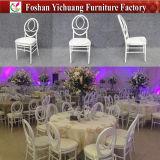 Presidenza accatastabile cinese di cerimonia nuziale di Tiffany Chiavari per l'hotel e la stanza di banchetto (YC-A21)