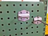 Maglia di strato perforata del foro quadrato