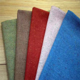 Tela de las lanas de Colorpoints, tela de la franela, tela del juego, tela de la ropa