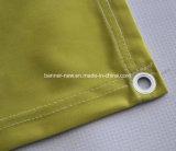 Drapeaux polychromes brillants de tissu de polyester (SS-SF-87)