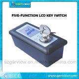 ключевой переключатель 5-Position с экраном TFT LCD для автоматической раздвижной двери