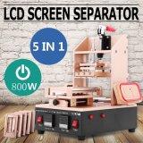 5in1 LCDのタッチ画面ガラスフレーム機械分離器