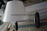 Hotel-Gast-Raum-Stahlwand-Lampe (KAMC1635)