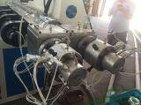 Siamo fornitore di espulsore del doppio tubo del PVC per il piccolo tubo del PVC