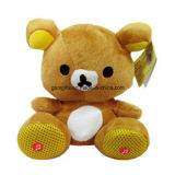 Sweet Love Gifts Brinquedos de peluches de Natal Teddy Bear 10 Inches