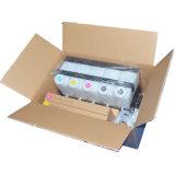 Tinten-Zylinder des Roland-kontinuierliche Tinten-Zubehör-Systems-CISS 6 mit Kassette der Tinten-6