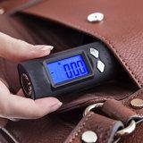 50kg Bluetooth, das bewegliche Digital-Gepäck-Schuppe wiegt