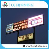 IP65 / IP54 Exhibición de LED al aire libre caliente de la venta P4.81 Digitaces para la publicidad