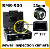 Câmera da inspeção da tubulação de dreno do CCTV