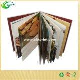 Impression obligatoire de couture de livre de livre À couverture dure, services d'impression offset (CKT-BK-738)