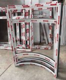 Guichet de glissement de niveau élevé et porte incurvés par aluminium (BHA-SWA02)