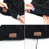 Связанный зимой Beanie Bluetooth наушников нот с высоким качеством