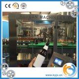 Máquina de enchimento automática da cerveja do frasco de vidro