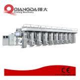 Máquina de impressão plástica do Gravure com velocidade 160m/Min