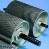 Riemenscheiben-Verkleidungs-Gummiblatt für Antriebszahnscheibe im Förderanlagen-System