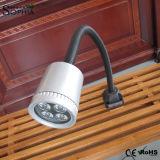 24V 100-240V 거위 목 모양의 관 Lamp/CNC 기계 일 빛