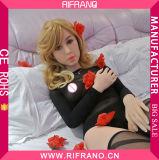 人のマスターベーションの実質の大型のシリコーンの性の人形のための148cmの性のおもちゃ